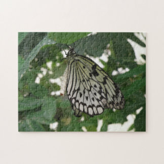 Tropical Paper Kite Butterfly Puzzle