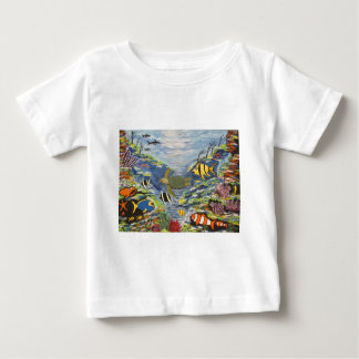 Tropical Paradise Baby T-Shirt