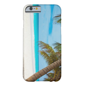 Tropical Paradise Beach Barely There iPhone 6 Case