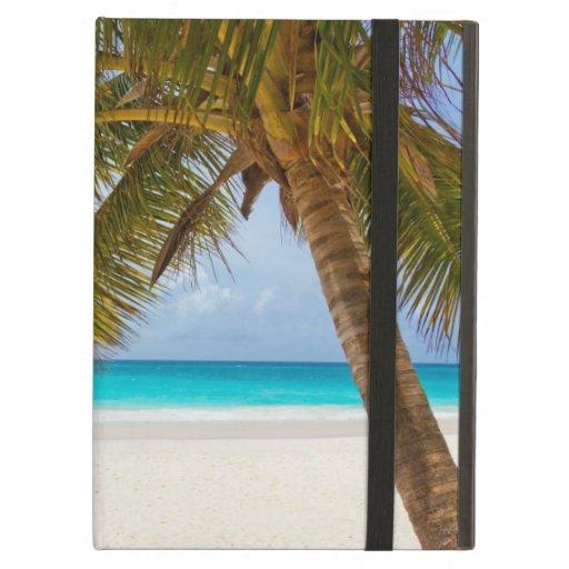 Tropical Paradise Beach iPad Folio Cases