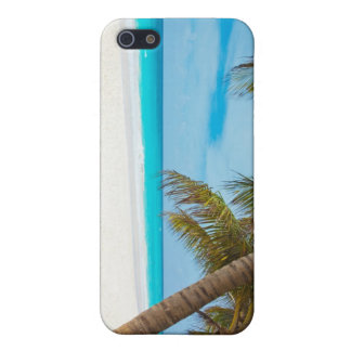 Tropical Paradise Beach iPhone 5/5S Case
