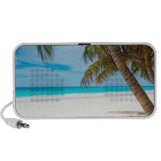Tropical Paradise Beach Mini Speaker