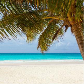 Tropical Paradise Beach Cut Outs