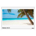Tropical Paradise Beach Wall Skin