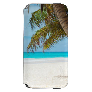 Tropical Paradise Beach Incipio Watson™ iPhone 6 Wallet Case