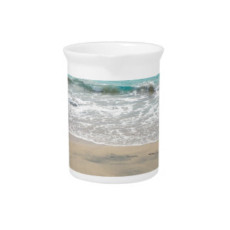 tropical paradise beverage pitcher