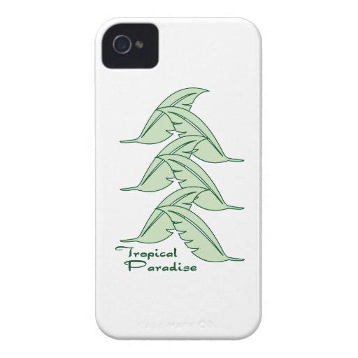 Tropical Paradise iPhone 4 Case
