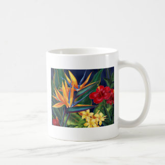 Tropical Paradise Classic White Mug