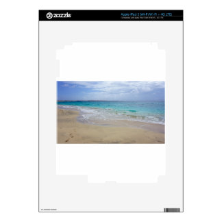 tropical paradise decal for iPad 3