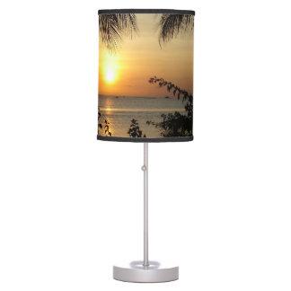 Tropical Paradise Desk Lamp