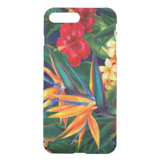 Tropical Paradise Hawaiian Floral iPhone 8 Plus/7 Plus Case