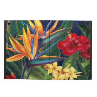 Tropical Paradise Hawaiian iPad Air Folio iPad Air Covers