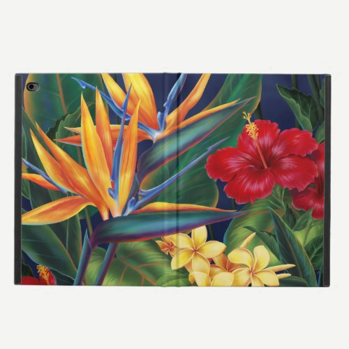 Tropical Paradise Hawaiian iPad Air Folio Powis iPad Air 2 Case