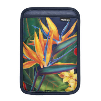 Tropical Paradise Hawaiian iPad Mini Sleeves
