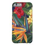 Tropical Paradise Hawaiian iPhone 6 case