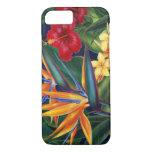 Tropical Paradise Hawaiian Iphone 7 Case at Zazzle
