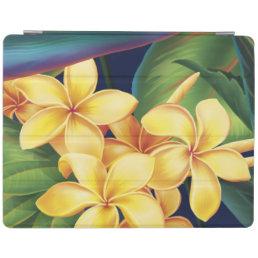 Tropical Paradise Hawaiian Plumeria iPadSmartCover iPad Smart Cover