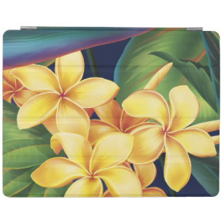Tropical Paradise Hawaiian Plumeria iPadSmartCover iPad Smart Cover