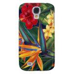 Tropical Paradise Hawaiian Samsung Galaxy S4 Case