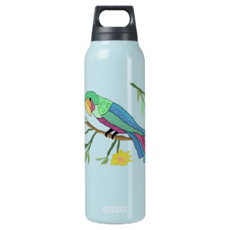 Tropical Paradise Insulated Water Bottle