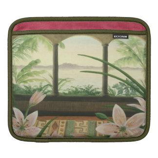 Tropical Paradise iPad Sleeve