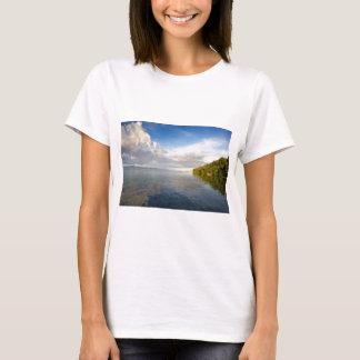 Tropical paradise island Raja Ampat archipelago T-Shirt