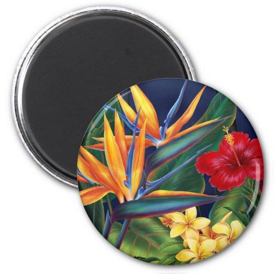 Tropical Paradise Magnet