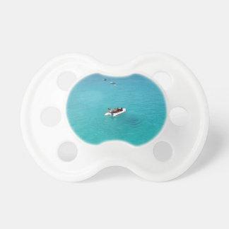 tropical paradise pacifier