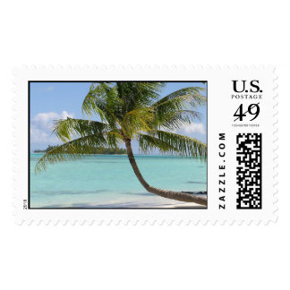 Tropical Paradise Postage