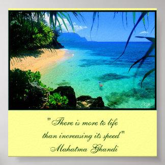 Tropical Paradise Print