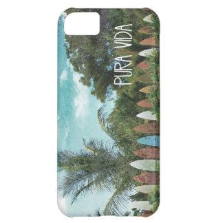 Tropical Paradise Pura Vida iPhone 5C Cover