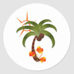 Tropical Party Sticker