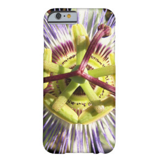 Tropical passion flower phone case