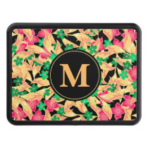 Tropical Pattern Hitch Cover