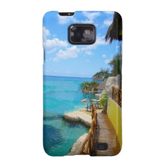 Tropical Phone Case Samsung Galaxy SII Cases