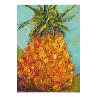 Tropical Pineapple Invitation