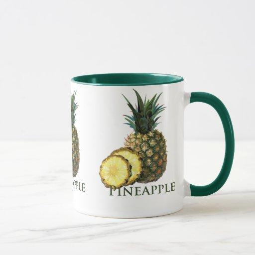 Tropical Pineapple Mug