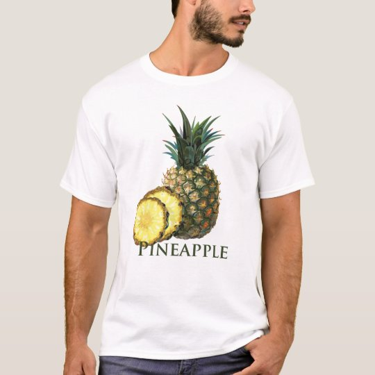Tropical Pineapple T-Shirt