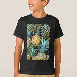 Tropical Pineapples Bunch T-Shirt