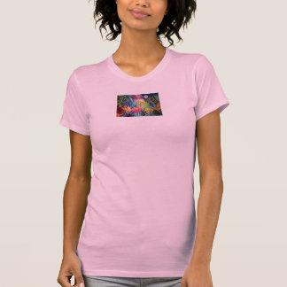 Tropical Pink Flamingo Shirt