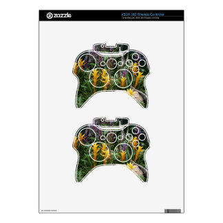 Tropical plants 4 xbox 360 controller skins