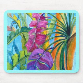 Tropical Plants Mousepads