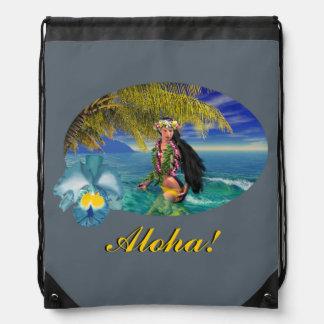 Tropical Pleasures Beach Backpack