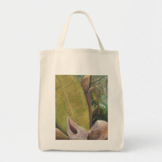 TROPICAL PORCH VIEW Tote Bag