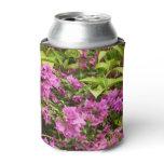 Tropical Purple Bougainvillea Can Cooler