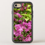 Tropical Purple Bougainvillea OtterBox Symmetry iPhone 7 Case