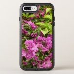 Tropical Purple Bougainvillea OtterBox Symmetry iPhone 8 Plus/7 Plus Case