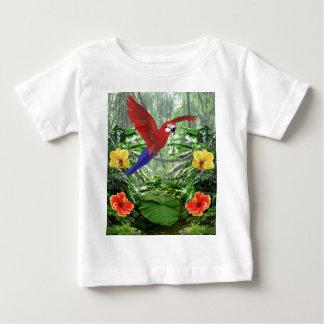 Tropical Rain Forest Baby T-Shirt
