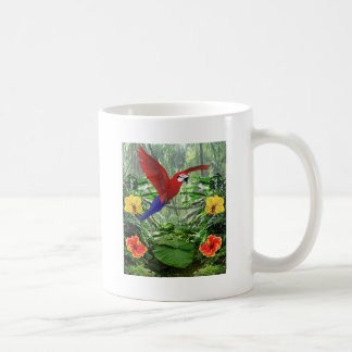 Tropical Rain Forest Coffee Mug