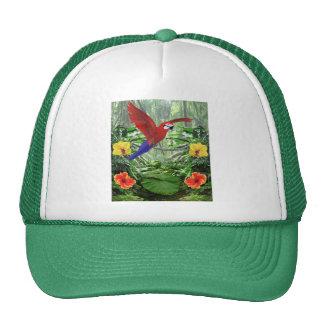 Tropical Rain Forest Hats